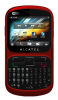 Alcatel OT-813D, Spicy Red